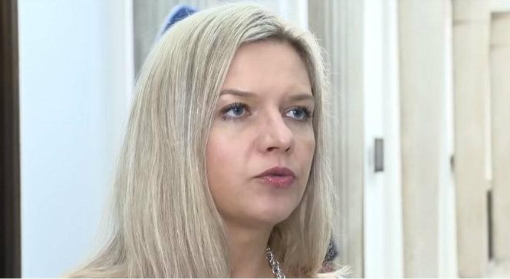 Wassermann po przegranej zniknęła. Wróciła z hukiem, mówi o niej cała Polska