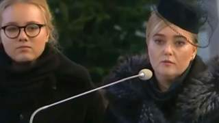 Wdowy i wdowcy smoleńscy poruszająco o żonie Adamowicza. Zaskakujące słowa