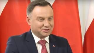 Andrzej Duda ma powody do obaw. Na stronie RP pojawił się właśnie oficjalny sondaż
