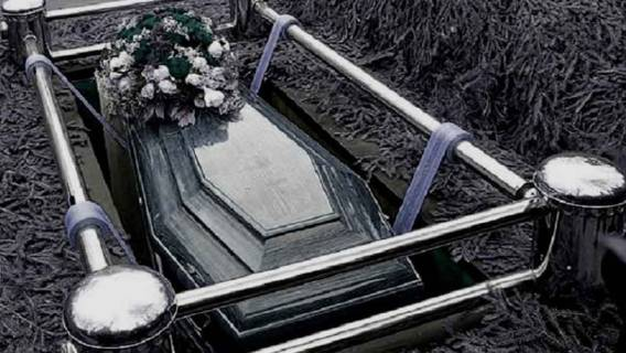 Pogrzeb nastolatek z Koszalina