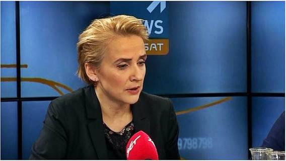 Policja ściga poseł Scheuring-Wielgus. Chcą postawić jej zarzuty