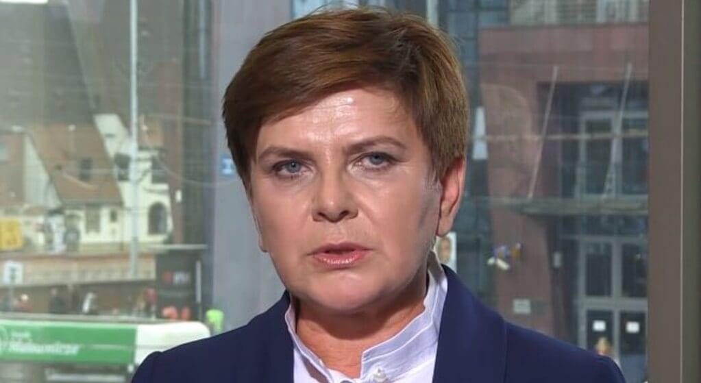 OFICJALNE: Beata Szydło kandydatką w wyborach do Parlamentu Europejskiego