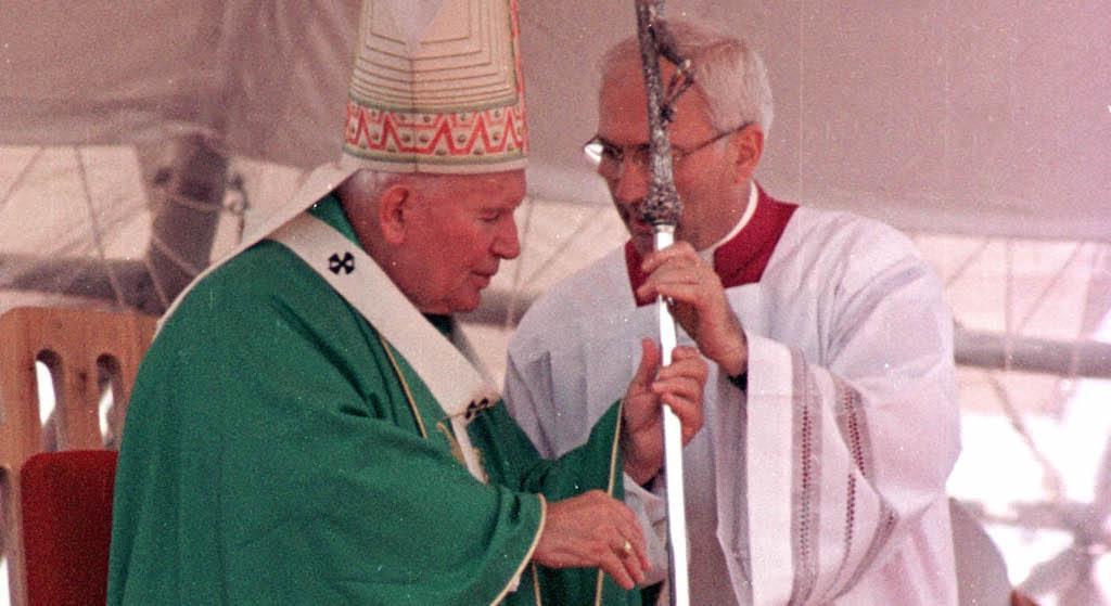 W środę fani Jana Pawła II siądą przed telewizorami. Nieznany materiał o papieżu