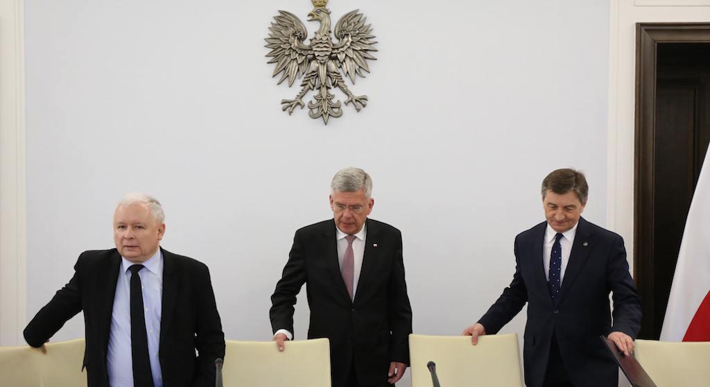 Ujawniono na jakie względy w Sejmie może liczyć Kaczyński. Daleko mu do szeregowego posła