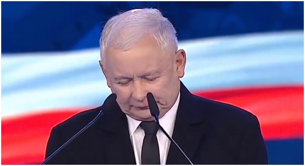 """To dlatego Kaczyński wysyła swoich ludzi do Brukseli? """"Wielka ucieczka"""""""