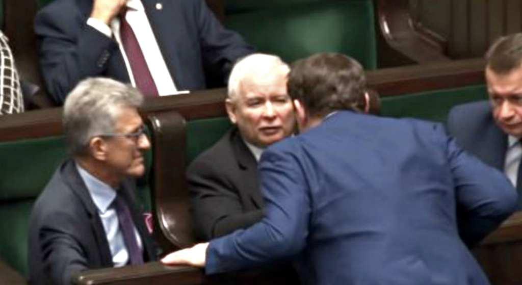 Kaczyński wezwał ministra na Nowogrodzką. Nie było miło