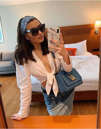 Julia Wieniawa Instagram