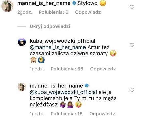 Kuba Wojewódzki Instagram