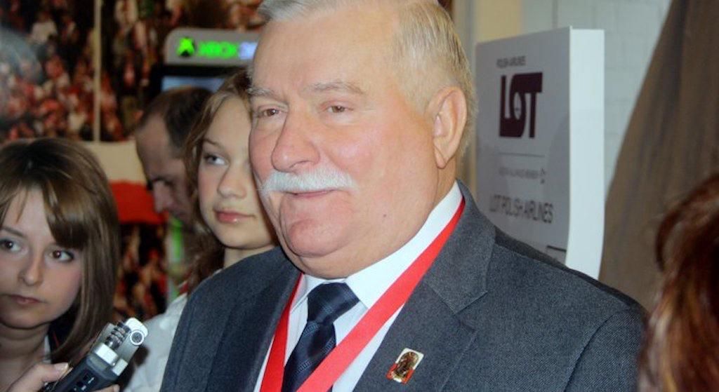 Lech Wałęsa domaga się delegalizacji PiS i konfiskaty majątku partii
