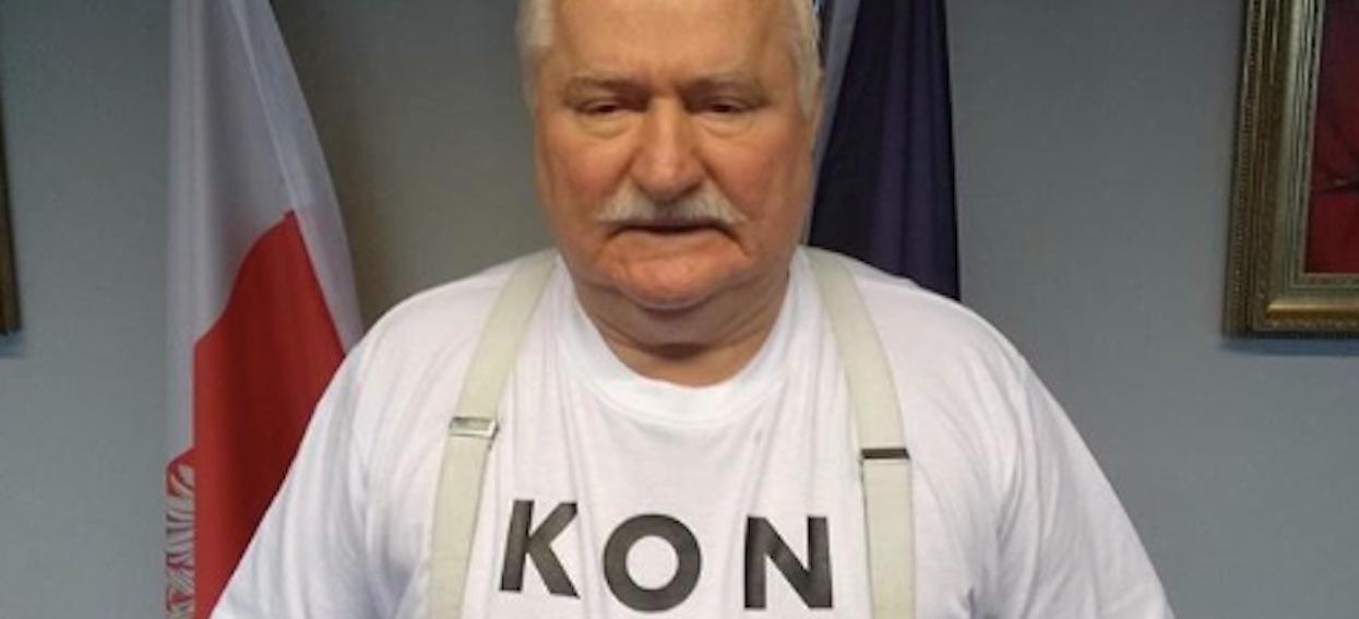 """Lech Wałęsa broni prałata Jankowskiego. """"Był moim przyjacielem i tak pozostanie"""""""