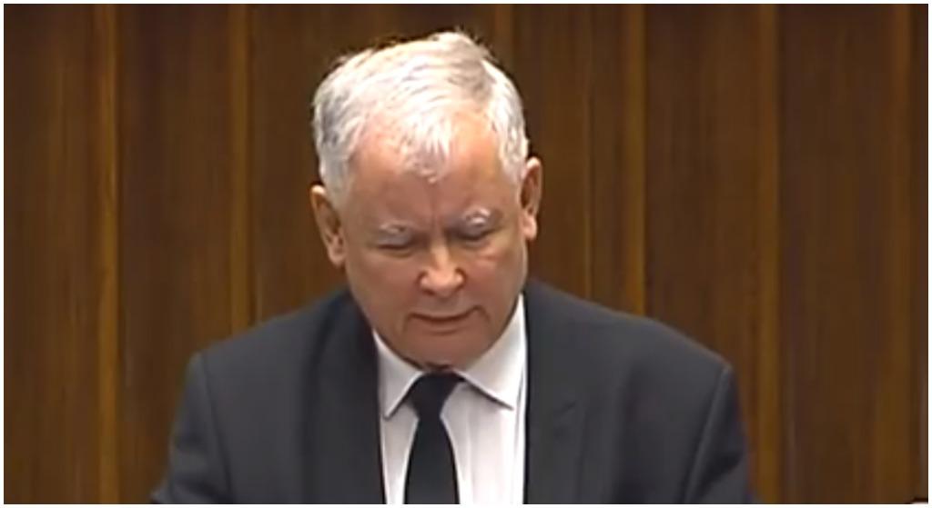 """Pokłosie afery taśmowej. Gawłowski przygotował Kaczyńskiemu """"poradnik więzienny"""""""
