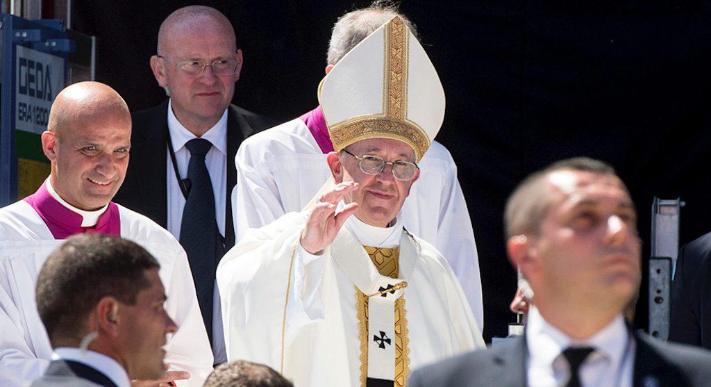 Papież Franciszek spotkał się z posłanką. Otrzymał raport o nadużyciach w Polsce
