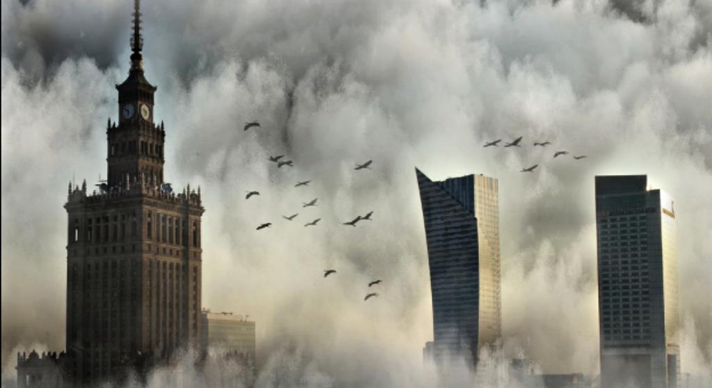 Panika w Warszawie. Morawiecki wprowadził drugi stopień alarmowy, ewakuowano metro