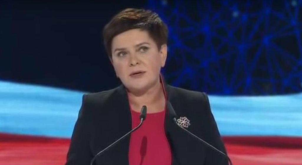 Belka ubliżył Beacie Szydło. Była premier odpowiedziała mu wpisem