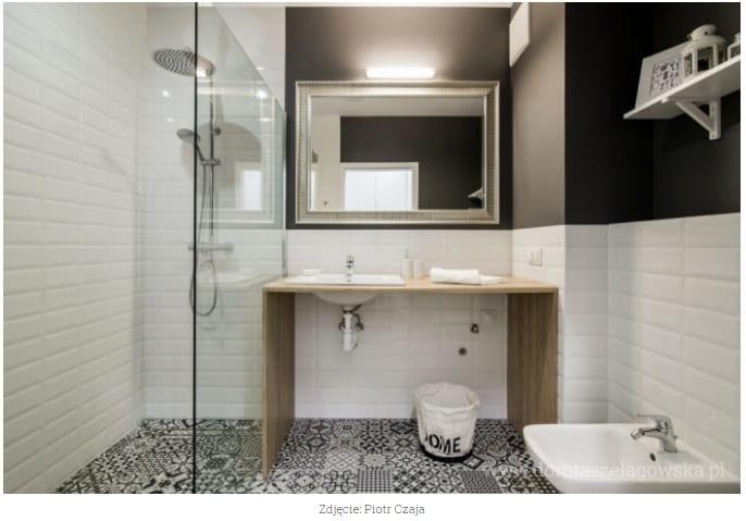 dorota szelągowska łazienka