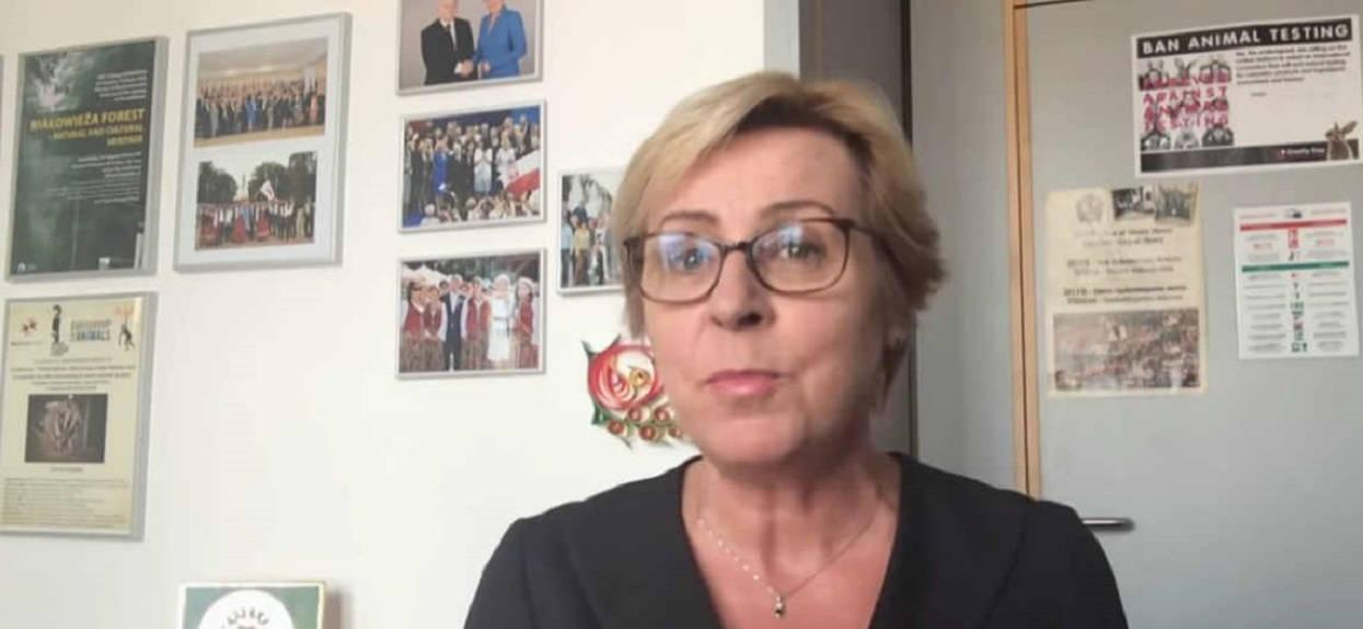 Wiśniewska: Tusk ciągle przeżywa traumę po przegranej z Kaczyńskim w 2005 roku