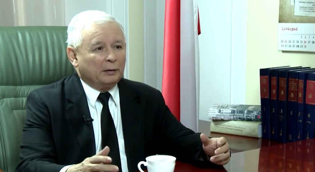 Rodzina Kaczyńskiego rozbita