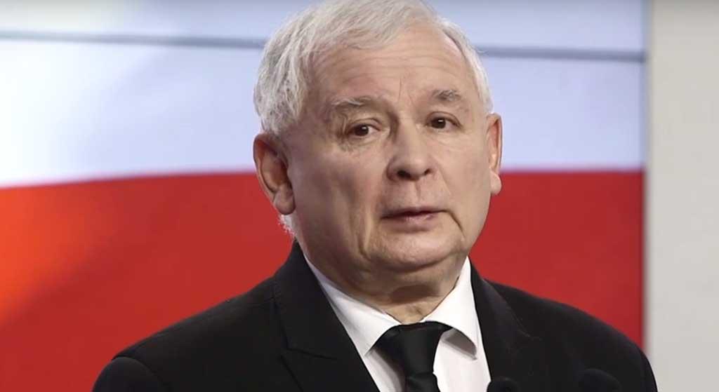 Tajne spotkanie prezesa PiS. Tym razem nie na Nowogrodzkiej
