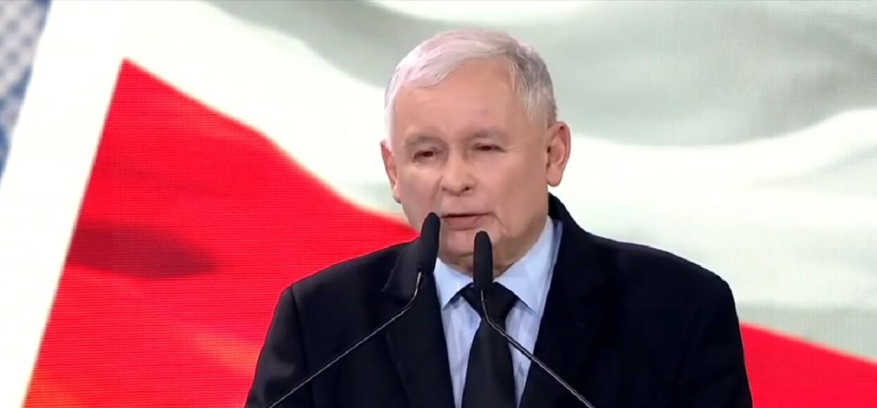 Jarosław Kaczyński straszy Polaków. Powiedział, co stanie się, gdy przegra PiS