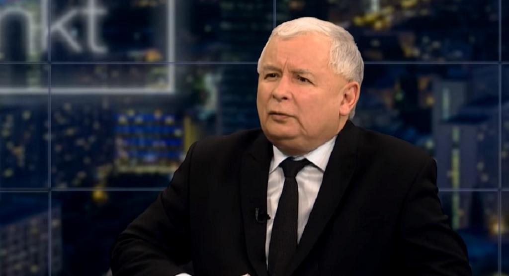 Kaczyński wykonał ruch. Prezes donosi do prokuratury na GW za wypuszczenie taśm
