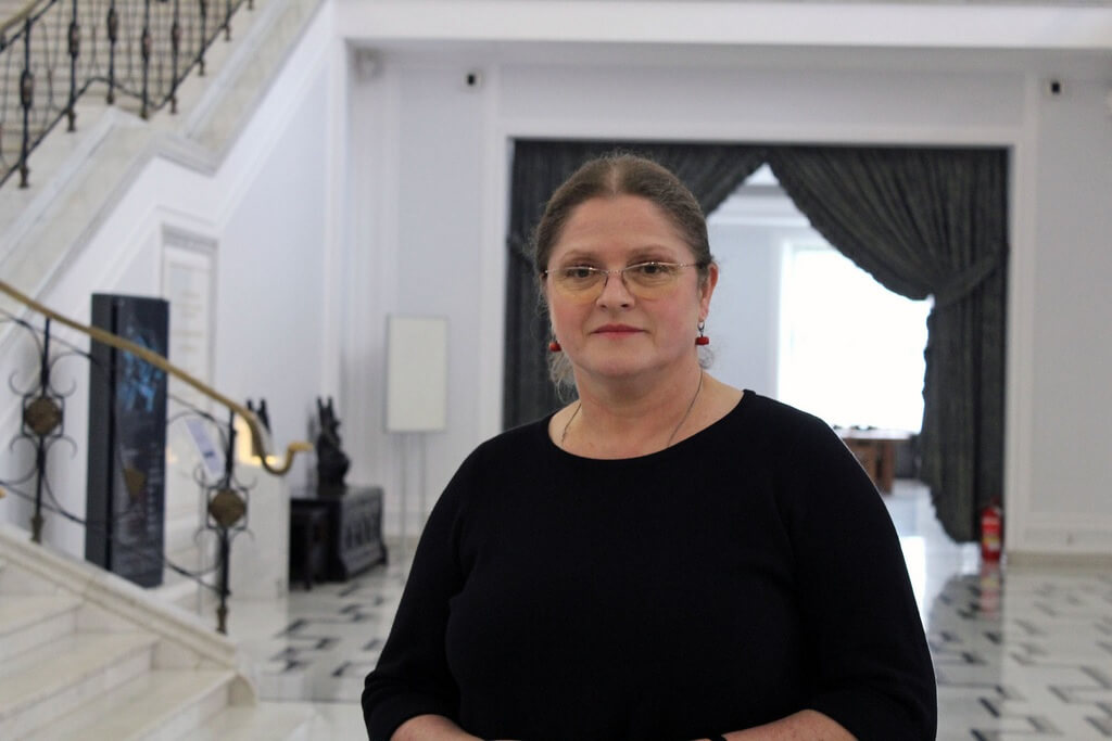 """Krystyna Pawłowicz w szokujących słowach. """"Nawet Rosja mówi, że prezesowi i PiS nie dacie rady"""""""