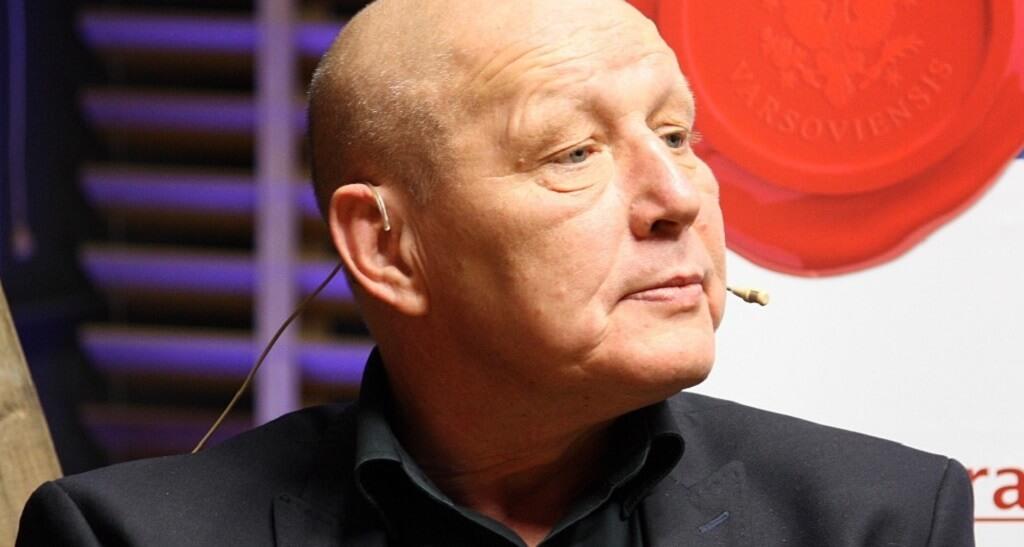"""Jackowski przewidział przyszłość Kaczyńskiego: """"Leży w łóżku, wokół niego stoją posłowie"""""""