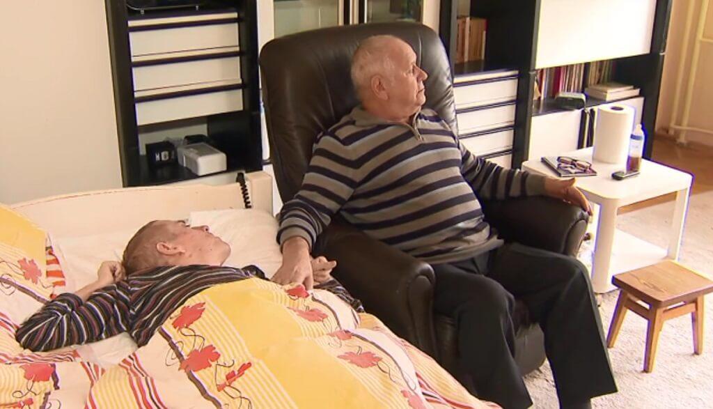 Chory na nowotwór mężczyzna walczy o swojego syna. Pan Eugeniusz błaga o pomoc