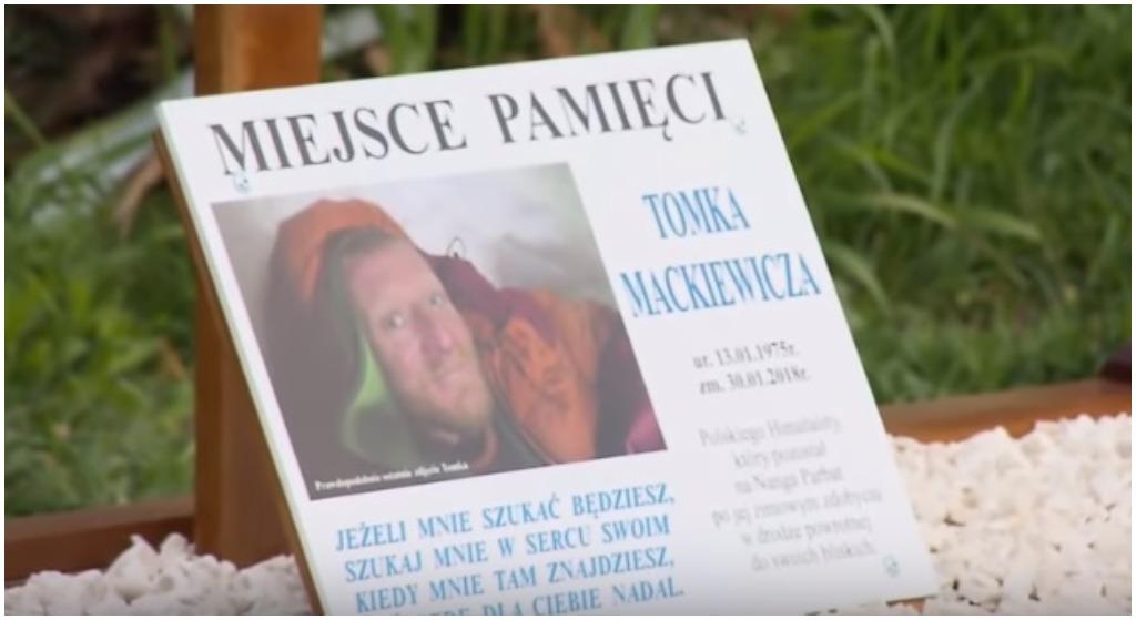 Kolejne informacje o Mackiewiczu wychodzą na jaw. Oto, co naprawdę stało się na Nanga Parbat