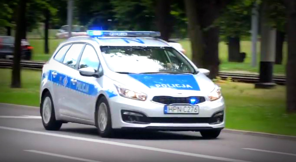 Wypadek żołnierzy USA w Polsce. 6 osób rannych