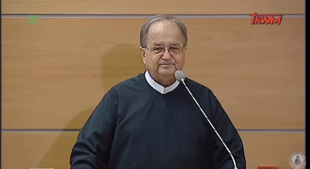 Tadeusz Rydzyk grozi. Ojciec Dyrektor wyparł się wszystkiego
