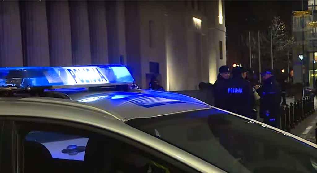RPO interweniuje na policji. Wszystko przez protesty pod TVP