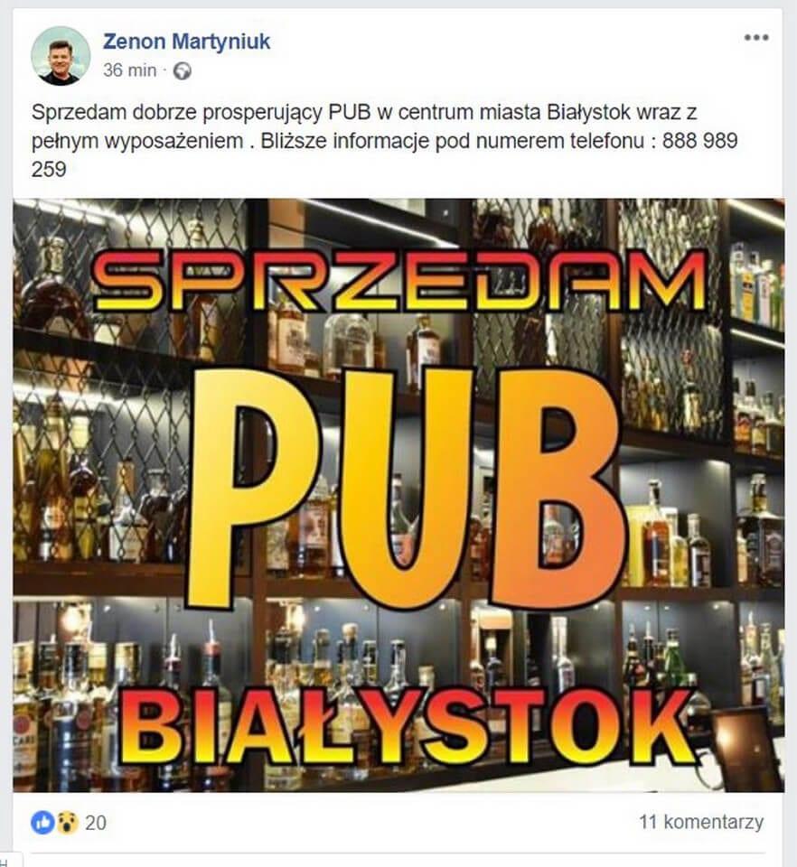 Zenek Martyniuk pikio.pl