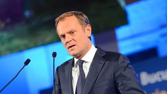 Donald Tusk - boi się walki o prezydenturę z Dudą?