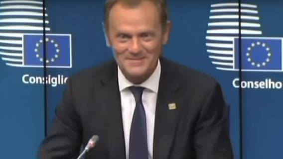 Donald Tusk premierem Wielkiej Brytanii? Pomysł Brytyjczyka zdumiewa