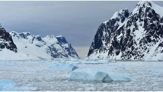 NASA Antarktyda