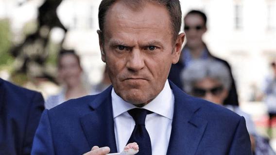 Tusk opublikował zdjęcie swojego