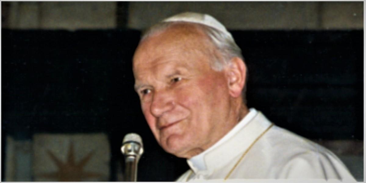 Jan Paweł II napisał o relacji z kobietą. Opublikowano nieznany tekst papieża