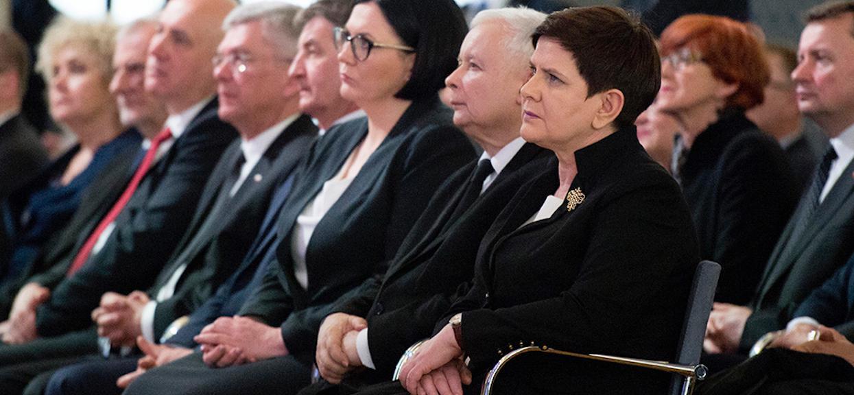 Brutalne oblicze Kaczyńskiego ujawnione. Politycy PiS są przerażeni