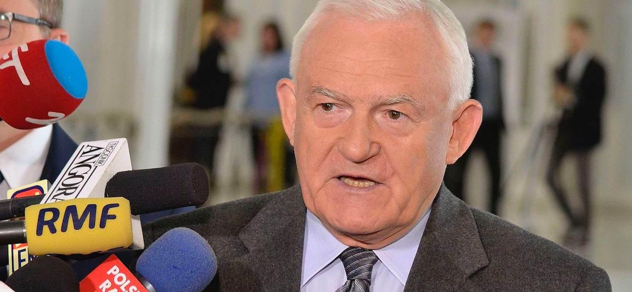 Leszek Miller: należy odróżnić rozdawnictwo od polityki socjalnej. Nie zostawił suchej nitki na Kaczyńskim