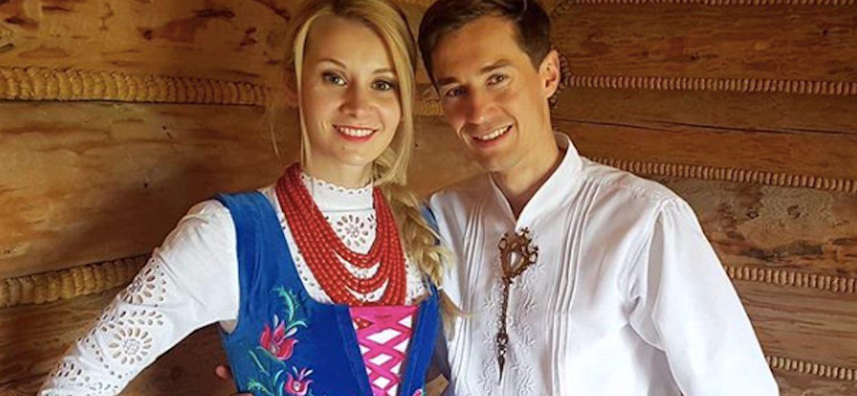 Reakcja żony Stocha mówi wszystko o Polakach. Co na to Justyna Żyła?