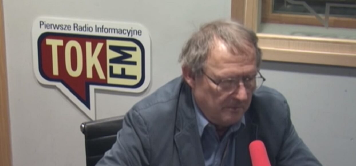 """""""Kaczyński używa języka stalinowskiego"""". Michnik ostro o prezesie PiS"""