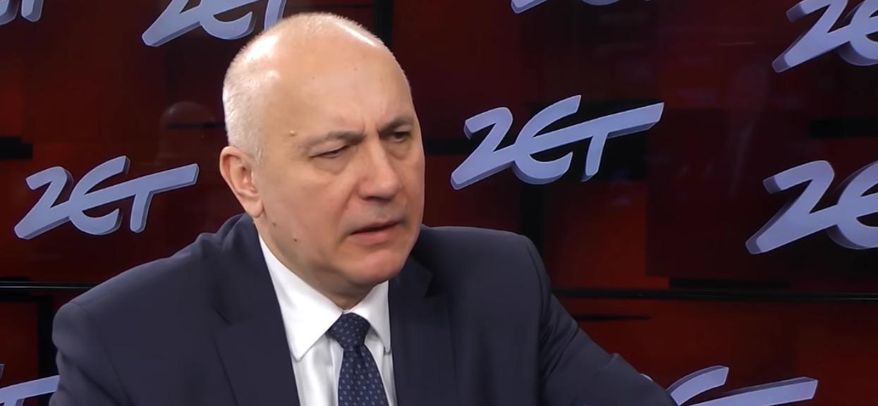 Joachim Brudziński obraża wygląd lidera rolników z AGROunii. Jak mu nie wstyd?
