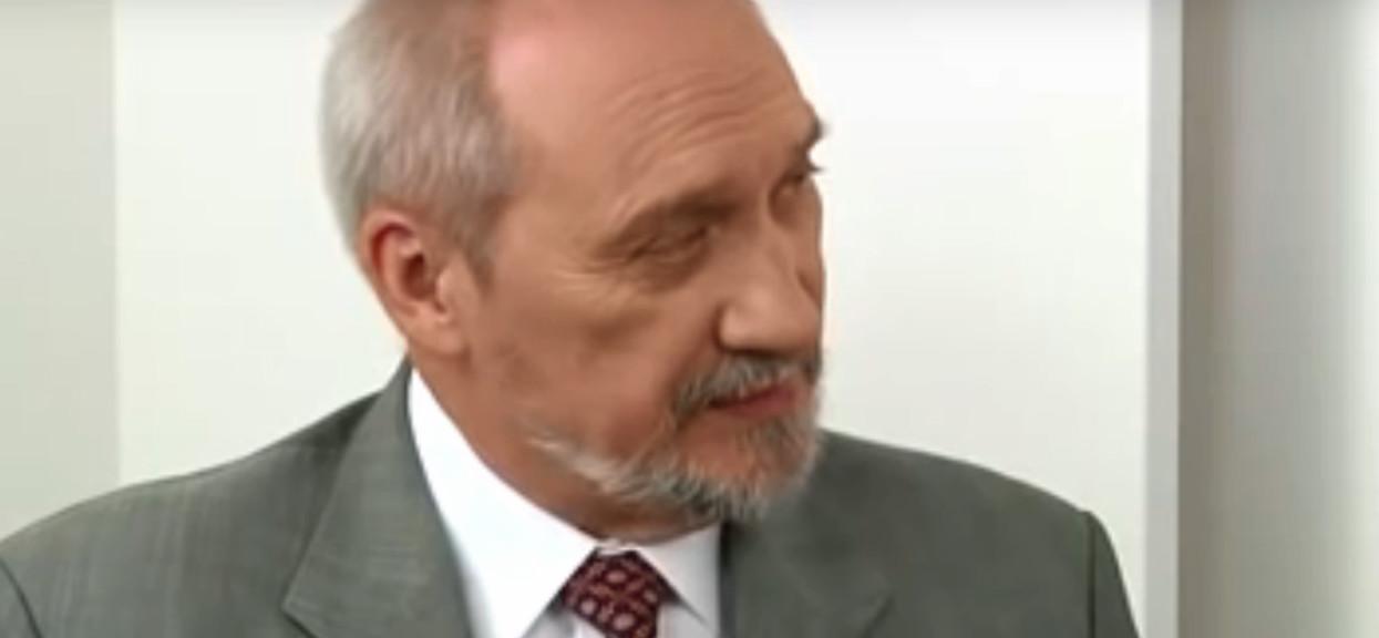 Macierewicz uderza w Rabieja. Wypomina mu powiązania z Mafią