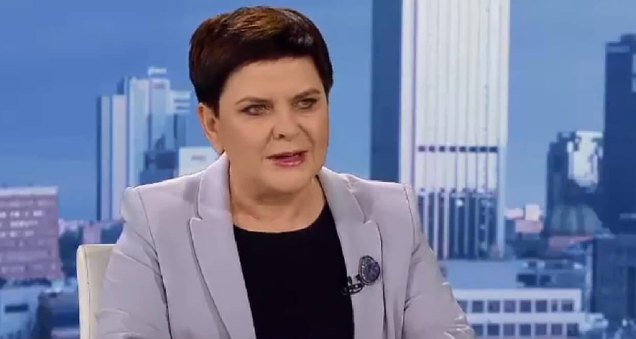 """Beata Szydło odchodzi na """"przedwczesną emeryturę""""? Oficjalny komentarz byłej premier"""
