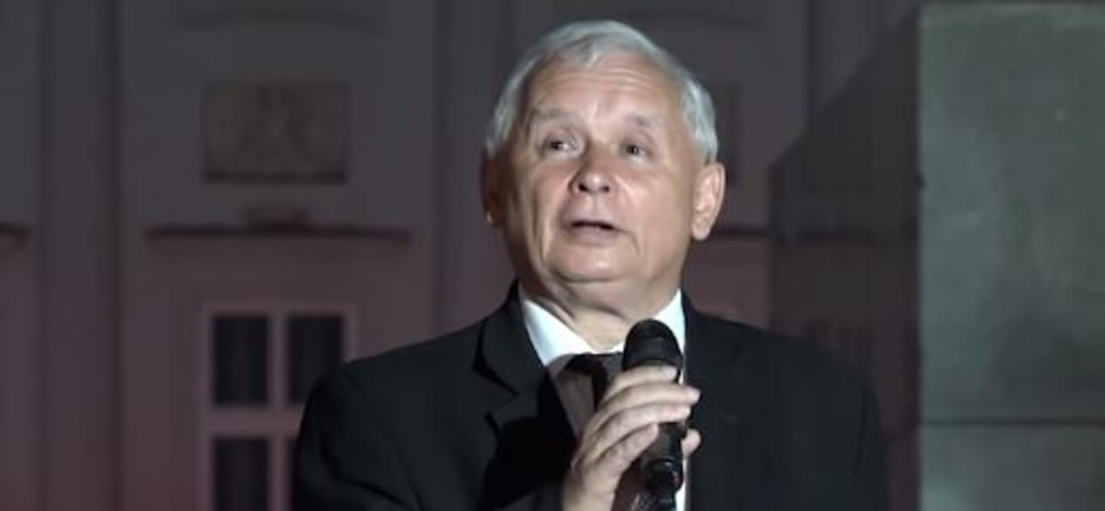 Zaskakująca reakcja widzów na scenę, w której zbierano pieniądze na morderstwo Kaczyńskiego
