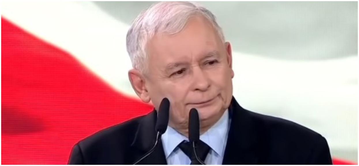 Kaczyńskiemu puściły nerwy przed kamerami! Opozycja szydzi z jego słów