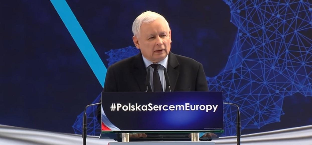 Najgorsze wieści dla Jarosława Kaczyńskiego. PiS dużo stracił