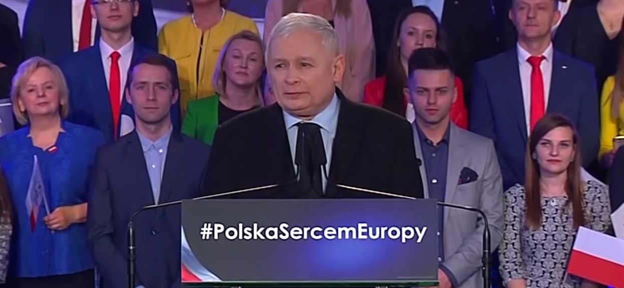 Do sieci wyciekło nagranie ukazujące prawdziwe oblicze Kaczyńskiego. Szybko je USUNIĘTO