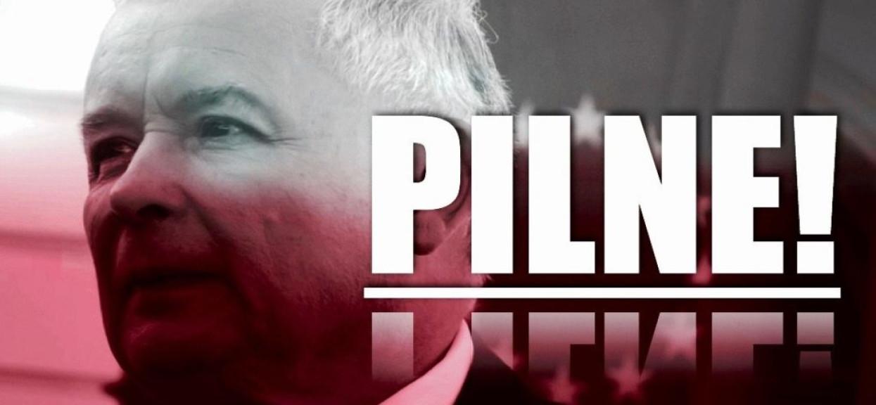 Kaczyński pilnie wezwał Morawieckiego. Chodzi o dymisję