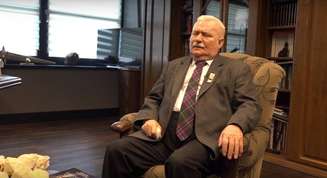 Wałęsa chce międzynarodowej kontroli wyborów w Polsce